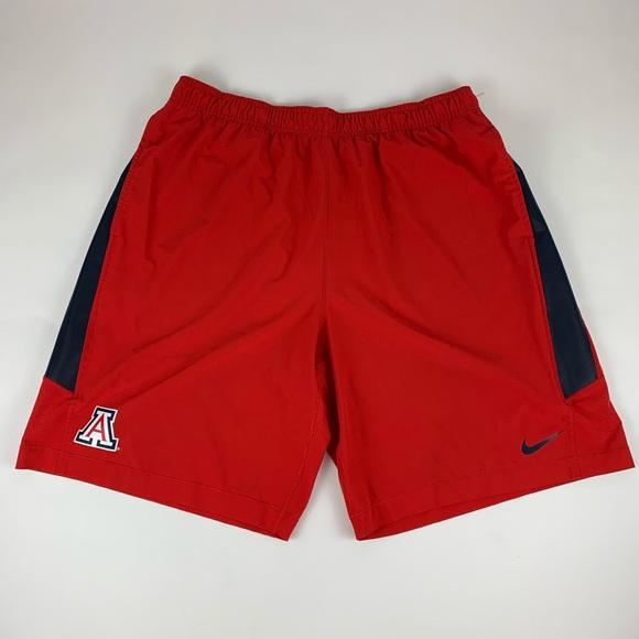 Arizona Wildcats NCAA Nike Dri Fit Shorts